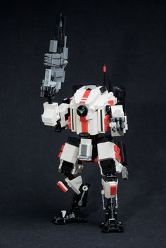 Uphold the mission with LEGO Titanfall 2 Legion, and Tone