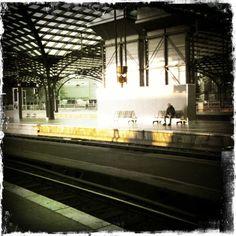 Kölner Hauptbahnhof mit Hipstamatic.