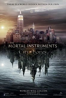 The Mortal Instruments: City of Bones - 55 Best Movies for Teens 2013
