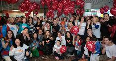 La Fundación Atresmedia inunda de besos los hospitales de España Mayo 10, 2018 - 13:05