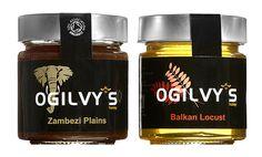 #honey #packaging #design #jar #brand #identity #package #branding