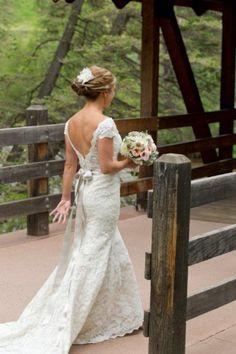 Blog little white dress bridal shop denver bridal gowns bride caroline wearing a liancarlo wedding gown from little white dress bridal shop in denver junglespirit Images