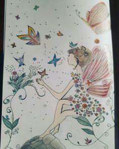 Fée papillon..
