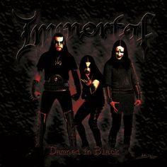Immortal - Damned in Black (2000) - MusicMeter.nl