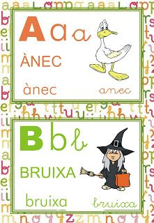 ABECEDARI | LES COSETES DE ROSANA Colegio Ideas, Classroom, Album, Comics, Plays, Decor, Preschool Alphabet Activities, Preschool Writing, Read And Write