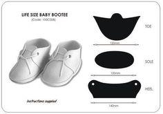 baby booties …