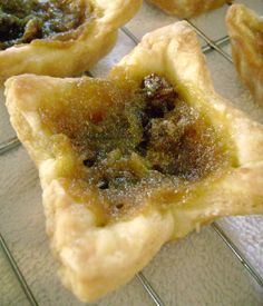 Jo and Sue: Butter Tarts and Mincemeat Tarts