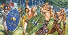 Μωσαϊκό: «Oι Γαλάτες στην Ελλάδα – Εισβολή των βαρβάρων»