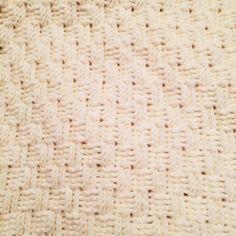 かぎ針で編む バスケット模様のブランケットの作り方|編み物|編み物・手芸・ソーイング|ハンドメイド | アトリエ