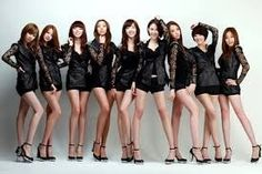 Every single member of Nine Muses has to make it on this list, not necessarily because of their talent, but because they are all ex-models and their figures are nothing to play around with. The group has had a rough time trying to break out of their model-esque images and have voiced their frustration with being labeled as a bunch of girls with nice bodies instead of a bunch of girls with talent. Life is so hard sometimes aint it?