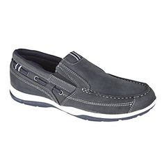 Private Brand Herren Mokassins Slipper Schuhe echtes Leder Schuhe Größe, [Navy], [UK 7/EU 41] - http://on-line-kaufen.de/private-brand/41-eu-7-uk-private-brand-herren-mokassins-slipper