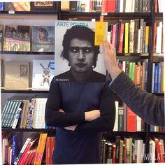 #deslibrairesàvotreservice avec Arte Povera, éd. Phaidon…