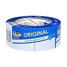 ScotchBlue Original Multi-Surface Painter's Tape, inch x 60 yard, 1 Roll - Neutral Paint Colors, Best Paint Colors, Paint Colors For Home, Grey Paint, Painting Ikea Furniture, Laminate Furniture, Best Interior Paint, Interior Door, Cafe Interior