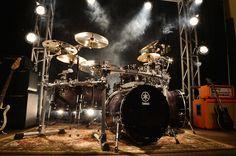 Yamaha Drums On The Road! - Yamaha - UK and Ireland