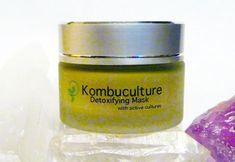 Kombuculture Green Detoxifying Clay Mask >>> You can find out more details at the link of the image.