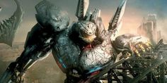 'Círculo de Fogo 2' ganha nova imagem com John Boyega usando armadura no set