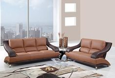 Global Furniture U982 Novus Leather Collection