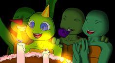 ~ .: Happy Mutation Day! :. ~ by klankey on deviantART>>>>>so cute!