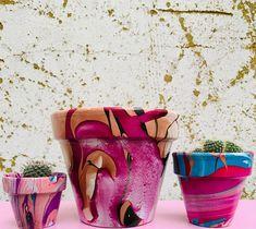 Handmade Unique Plant Pots/Cacti/Succulents by KeepThemGreen Big Plants, Unique Plants, Potted Plants, Cacti, Cactus Plants, Plant Pots, Toot, Instagram Shop, Planting Succulents
