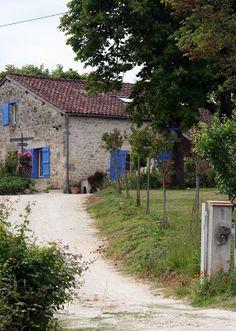 American Mom in Bordeaux: Weekend Away in Lot et Garonne - Larroquiniere -a ...