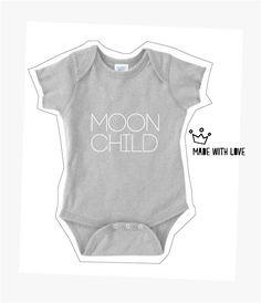 Moon Child Onesie
