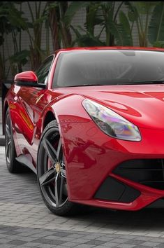 #FerrariF12Berlinetta - One of the Most Expensive Cars In The World For 2014!
