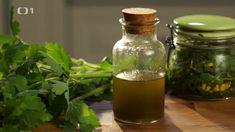 Olej z vlaštovičníku proti klíšťatům Dieta Detox, Korn, Pickles, Cucumber, Diy And Crafts, Remedies, Herbs, Smoothie, Home Remedies