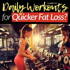 If you are looking for fat loss, this blog post is not for you. This blog post will be about how to get in shape and stay healthy through your daily workouts. It will contain information on why it's important to workout every day, the benefits of getting regular exercise, as well as sample exercises and routines. The goal is to help people who have an active lifestyle stay fit without going into extreme dieting or exercise regimes which can lead to injury or burnout.