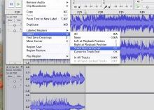 Use the free Audacity audio-editing program to combine tracks intended to play sequentially into a single file you can add to your iTunes library. Read this blog post by Dennis O'Reilly on How To. via @CNET