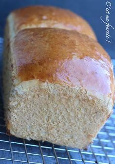 C'est ma fournée !: Le pain de mie d'Eric Kayser