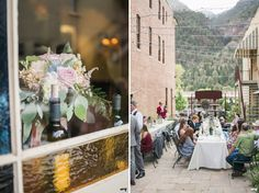 John & Chelsea have an amazing love story. Coming all the way from Texas, their Ouray Wedding at the Amphitheater and Beaumont Hotel was so emotional. Wedding Venues Toronto, Hotel Wedding Venues, Colorado Wedding Venues, Wedding Programs, Wedding Events, Weddings, Beaumont Hotel, 7th Wedding Anniversary, Wedding Guest List