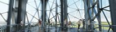 4 Lakhta Center St Petersburg RMJM Kettle Collective 468m Completion date 2018 e1402055025271 Architecture of Lakhta Center complex in St. P...