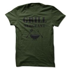 Grill Sergeant T Shirt