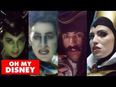 """Disney Villains are """"Counting Scars"""" in This One Republic Parody"""