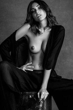 Erika Albonetti by Sacha Leyendecker