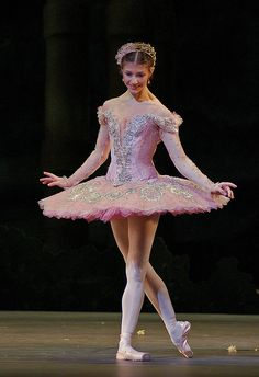 Alina Cojocaru. Her dancing is so ethereal.