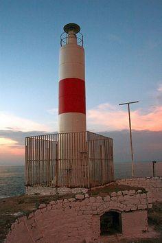 Península Alacrán lighthouse [? - Arica, Arica y Parinacota, Chile]