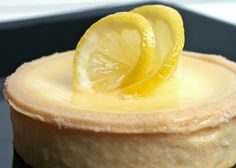 There are different ways to make a lemon tart. At Bouchon, the French Laundry, and Per Se, we use a sabayon method, in which the eggs are first cooked with the lemon juice and sugar over hot water, then the butter is gradually incorporated — an easy method that results in a consistently good lemon custard or curd. The crust is made with sweet and nutty pine nuts, which I think are the perfect balance for the rich, tart custard.