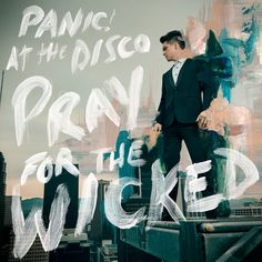 At the Disco Song Lyrics High Hopes - Panic! At the Disco video Panic! At the Disco Lyrics Panic! At the Disco Song Panic! At The Disco, Disco Cd, Brendon Urie, Green Day, Emo Bands, Music Bands, Indie, Warner Music Group, High Hopes
