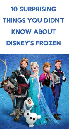 The last one blew my mind :) Had a blast going through these with my daughter! http://lifeasmama.com/10-surprising-facts-you-didnt-know-about-disneys-frozen/