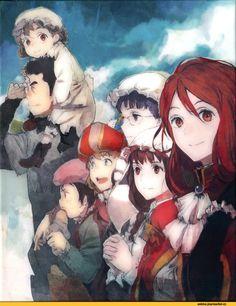 maoyuu maou yuusha,Anime Art,Аниме арт, Аниме-арт,Anime,аниме,toi8