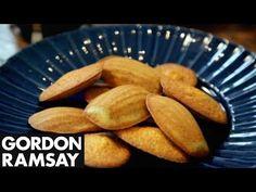 ▶ Lemon & Poppy Seed Madeleines - Gordon Ramsay - YouTube