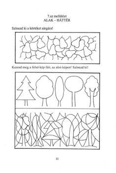 PEPITA OLDAL - Képességfejlesztő feladatlapok óvodásoknak - Photo #7 of 47 Hidden Pictures, Special Education, Preschool Activities, Mathematics, Worksheets, Kindergarten, Diagram, Bullet Journal, Album