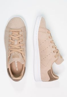 STAN SMITH - Sneakers laag - pale nude/white