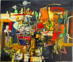 "Terra Firma Gallery -- Wosene Kosrof, ""Learning to Paint"""