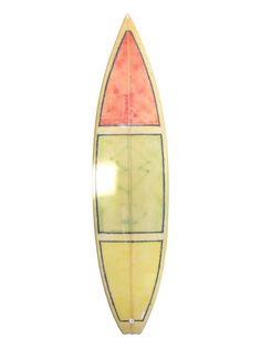 Tower 20 - Vintage Surfboard