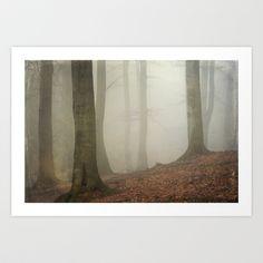 ambience Art Print by Dirk Wuestenhagen Imagery - $18.00
