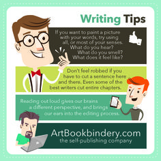 For more great writing tips make sure you visit http://publishinginfo.net