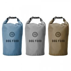 Travel Dog Food Bag