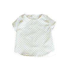 smock shirt / vintage dot $48 but I think I could make this